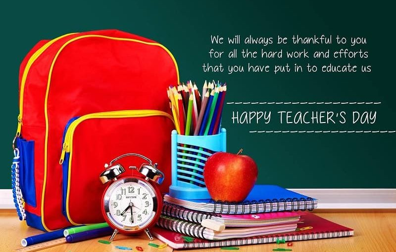 Happy Teachers Day 2018 wishes and messages in Gujarati: WhatsApp status, GIF images, wallpapers, quotes, greetings, SMS and Facebook posts to wish your teacher