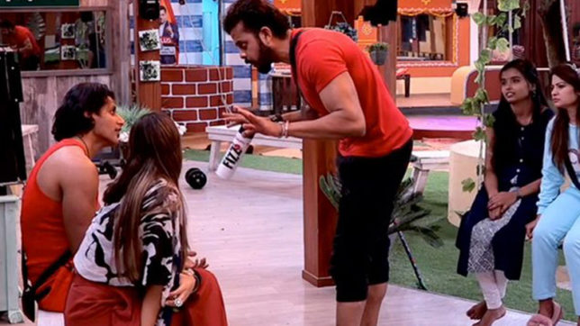 Bigg Boss 12 Day 45 Episode 46 October 31 2018 written updates: Sreesanth, Karanvir enter ugly war of words