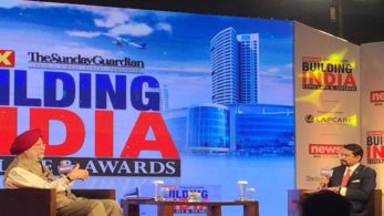 Building India, Hardeep Singh Puri, Sustainable development, Urban planing, Housing for all, PM Modi, Arvind Kejriwal, Ashwani Lohani, Indian Railways, Building India Conclave and Awards, NewsX, latest news