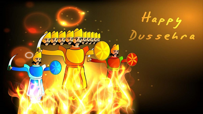 Happy Dussehra 2018 Wishes And Messages In Hindi Whatsapp Status