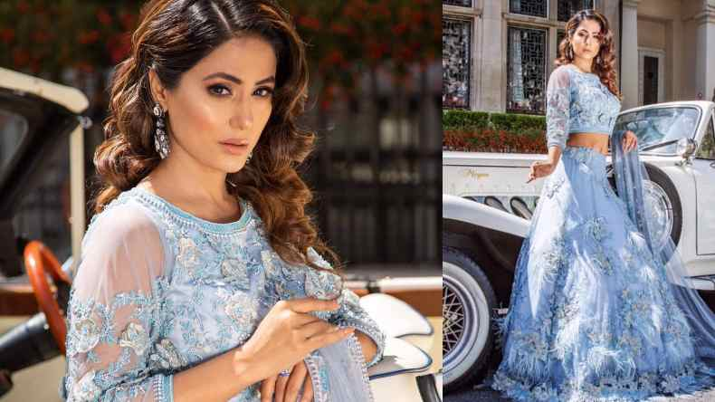 Hina Khan Takes Social Media By Storm With Her Latest Photoshoot