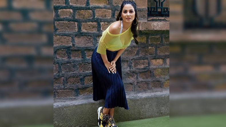 Hina Khan Photos Komolika From Kasautii Zindagii Kay 2 Looks Pretty