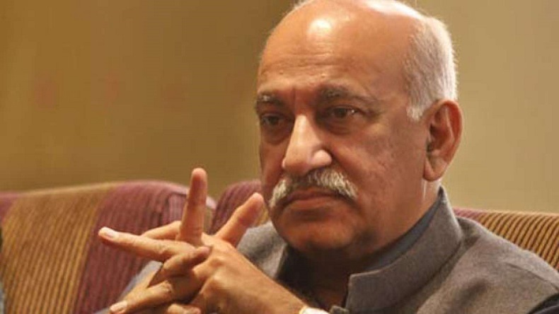 MJ Akbar,MoS,Ministry of State for External Affairs,MJ Akbar foreign trip,MJ Akbar resignation,sexual harassment allegations against MJ Akbar,Congress,India news