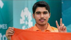 Youth Olympic Games 2018: Saurabh Chaudhary shoots  gold in 10m air pistol event