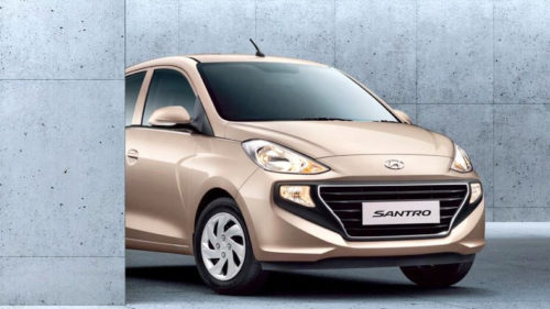 All-new Hyundai Santro 2018 unveiled, booking begins from October 10