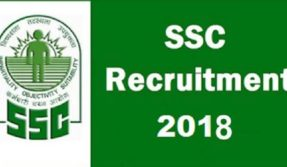 SSC MTS recruitment 2018: Application process of the Multi Tasking (Non-Technical) Staff to begin soon @ ssc.nic.in