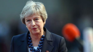 British Prime Minister Theresa May, Brexit, Theresa May resigns