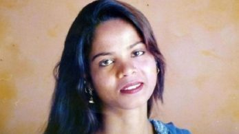 Aisa Bibi is the second Pakistani Christian who was sentenced to death under country's blasphemy.