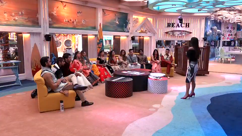 Bigg Boss 12 Day 47 Episode 48 November 3 2018, Bigg Boss 12 Day 47 Episode 48 November 3 2018 preview, Bigg Boss 12 Day 47 Episode 48 November 3 2018 highlights, Hina Khan, Salman Khan, Jasleen, Anup Jalota, Somi Khan, Sreesanth, Bigg Boss season 12, Salman Khan,Bigg Boss 12 News, Bigg Boss 12 Updates, Bigg Boss 12 contestants, Bigg Boss 12 contestants 2018, entertainment news, latest news