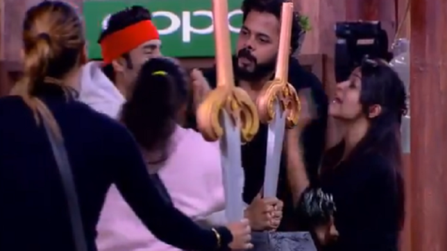 Bigg Boss 12 Day 74 Episode 75 November 28 2018 LIVE written updates: Surbhi Rana, Sreesanth to indulge in massive fight