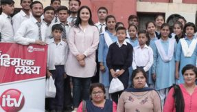 iTV Foundation celebrates Children's Day with students at Lady Noyce School For Deaf & Dumb