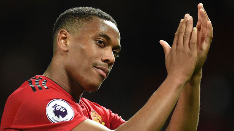 Manchester United news: Anthony Martial loves Arsenal, are you listening Unai Emery?