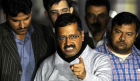 Arvind Kejriwal chilli powder attack: AAP raps Delhi Police for lying under political pressure