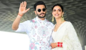 Deepika Padukone Ranveer Singh wedding photos: Newly-weds look no less than a fairy tale couple in the latest photographs, see photos