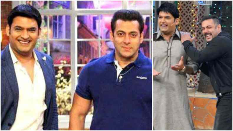 The Kapil Sharma Show season 2: Salman Khan to bankroll the show, details inside! thumbnail