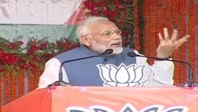 Modi in Chhattisgarh: PM throws challenge to Congress, asks to choose non-Gandhi party chief