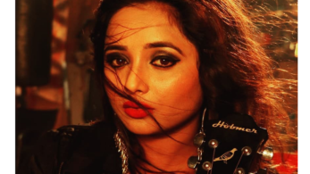 Rani Chatterjee's first Bhojpuri song from her film Damini is out, watch video