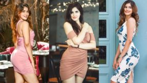 Remember Bom Diggy Diggy girl Sakshi Malik? The stunning model is keeping Instagram warm this chilly winters