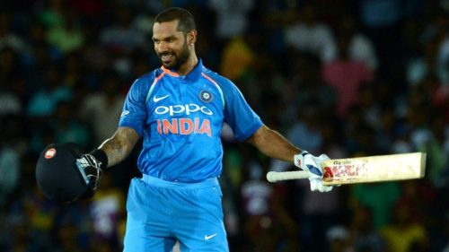 India vs West Indies, 3rd T20I: Shikhar Dhawan powers Men in Blue to a 6-wicket win