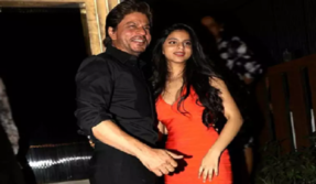 Suhana is dusky but the most beautiful girl in the world, says dad Shah Rukh Khan