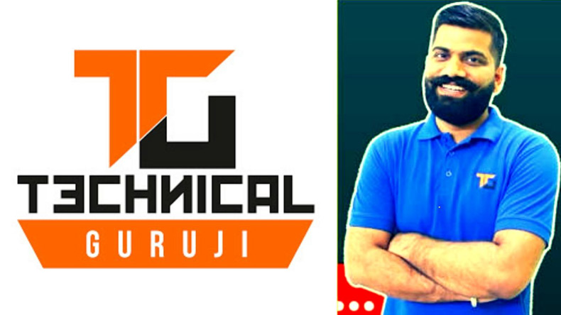 Technical Guruji, youtube channel, youtube, gaurav Chaudhary, dubai, best tech channel, youtube tech channel
