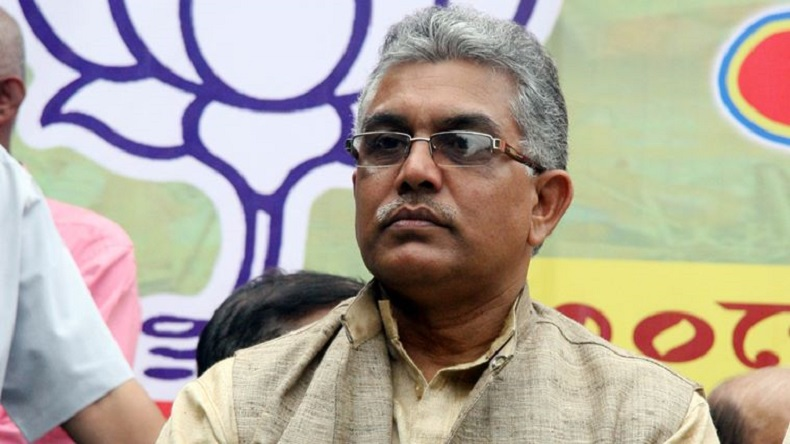 bjp bengal chief, dilip ghosh, tmc workers, rath yatra, cooch behar