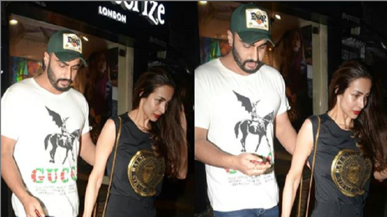 Malaika Arora, Arjun Kapoor are heads over heels in love with each other and these pictures are proof!
