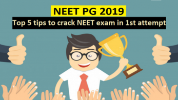 NEET PG 2019 exam tips and tricks