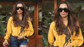 She was recently seen in ace filmmaker Karan Johar's celebrity chat show Koffee With Karan