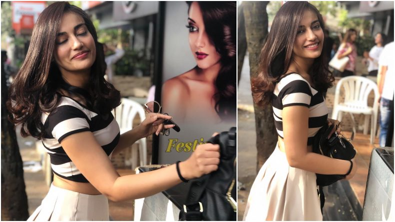 Surbhi Jyoti is melting hearts with her Instagram photo! - NewsX