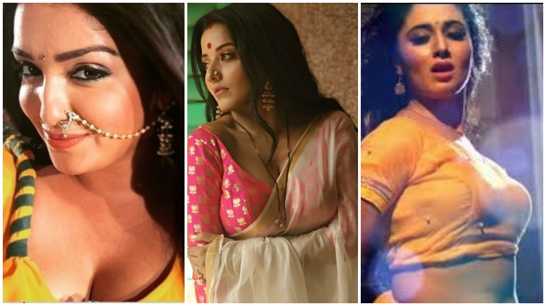 Bhojpuri sexy photo: Hot images of top 10 actresses of the