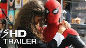 Spider-Man Far From Home trailer,  Spider-Man Far From Home trailer online,  Spider-Man Far From Home trailer online, Jake Gyllenhaal, Zendaya, Spider-Man Far From Home star cast