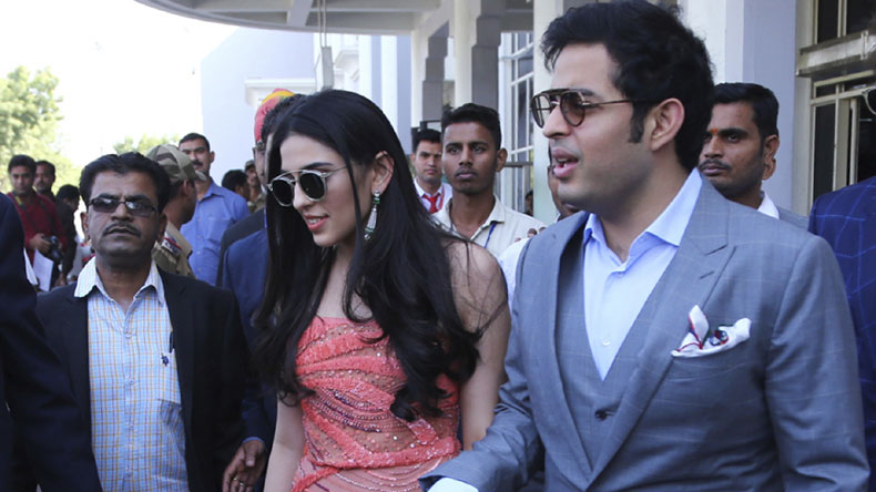 Akash Ambani Shloka Mehta wedding: Akash, Shloka to tie the knot in March, details inside | Image Source: AP