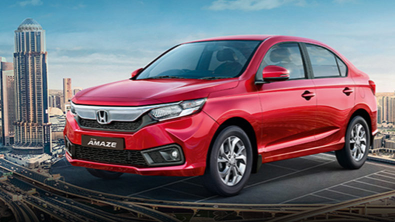 Exclusive editions of Honda Amaze, WR-V and Jazz launched in India, here are the prices