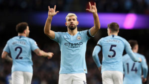 manchester city vs chelsea, manchester city vs chelsea goals, manchester city vs chelsea highlights, sergio aguero hattrick, sergio aguero vs chelsea, sergio aguero goals, raheem sterling, premier league table, premier league results, premier league matches