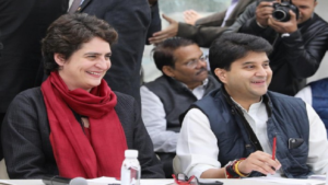 Rahul Gandhi says he doesn't expect miracle from Priyanka Gandhi, Jyotiraditya Scindia, UP Congress general secretary meet, Lok Sabha elections 2019, Congress against RSS BJP ideology