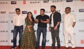 Salman Khan at Notebook trailer launch: Bollywood actor says he only launches deserving people