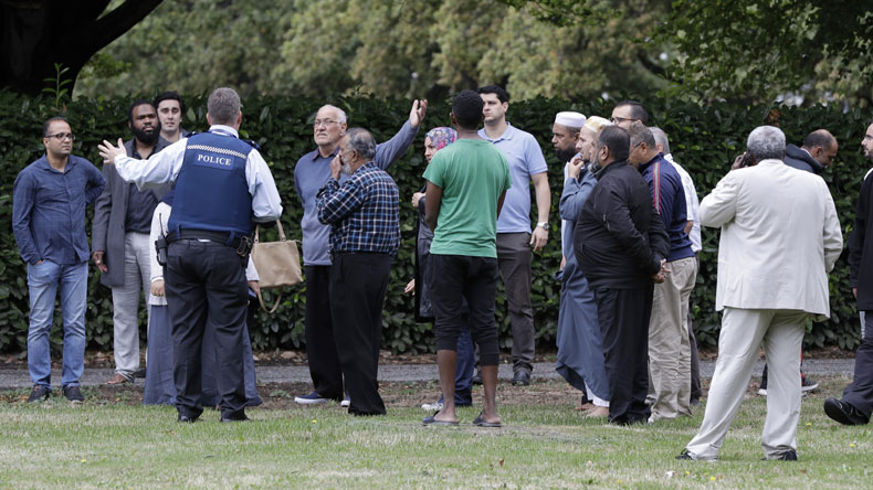 Nz Shooting Mosque News: New Zealand Mosque Shooting: Uniform-clad Gunman Had