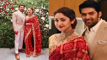Sayyeshaa Saigal Arya wedding reception, Sayyeshaa Saigal Arya wedding, Sayyeshaa Saigal, Arya, Sayyeshaa Saigal Arya wedding reception photos, Sayyeshaa Saigal Arya wedding photos, Sayyeshaa Saigal instagram, Sayyeshaa Saigal pictures, Sayyeshaa Saigal photos, Sayyeshaa Saigal latest photos