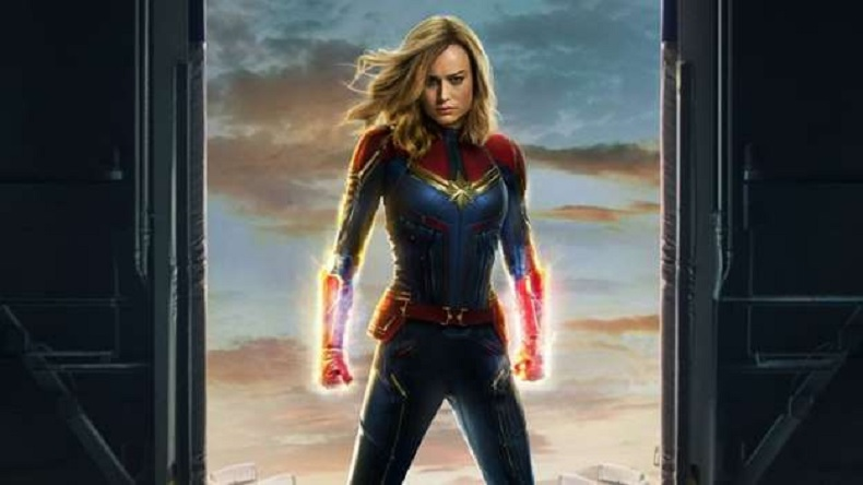 Captain Marvel movie review, Captain Marvel critics movie review, Brie Larson, Jude Law, Samuel L. Jackson, Anna Boden, Ryan Fleck,