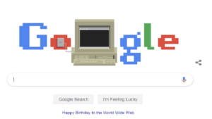 World wide web is 30, World wide web, World wide web turns 30, World wide web completes 30 years, 3 years of World wide web, google doodle for World wide web, google doodle for 30 years of World wide web, www turns 30, World wide web news, www google doodle