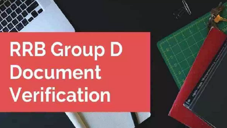 RRB Group D Document Verification Date, Bhubaneswar zone DV round date, RRB Document Verification