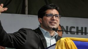 Shah Faesal's party to sit out Lok Sabha polls 2019, IAS topper says will strengthen party first