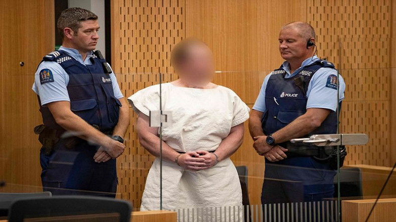 Brenton Tarrant, Christchurch Mosque shooting