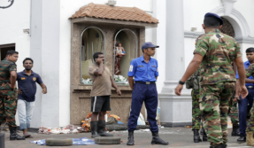 Kerala woman killed in Sri Lanka blasts