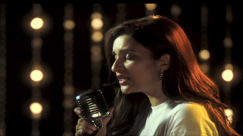 Parineeti Chopra croons the romantic number in her melodious voice