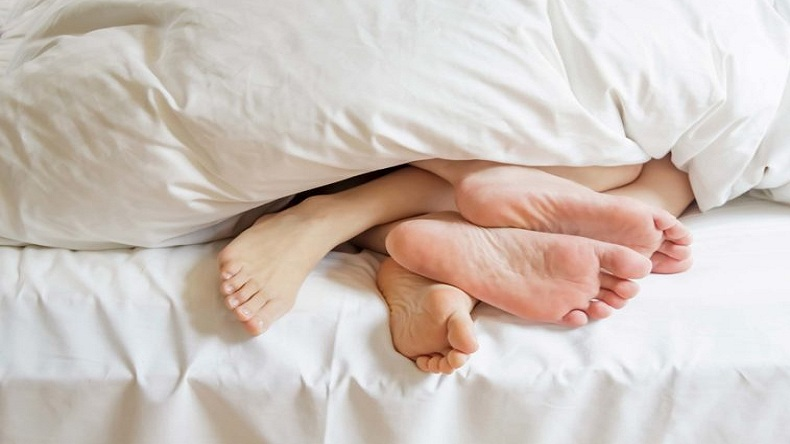 Want a good night's sleep? Have sex before going to bed, says study