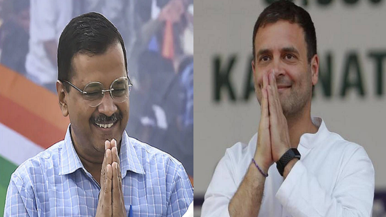 Lok Sabha elections 2019: AAP, Congress alliance almost final, to be announced when Rahul Gandhi is back in Delhi