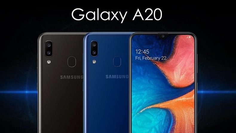 Samsung Galaxy A20 debuts in India
