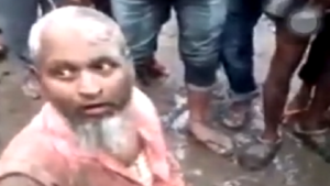 Assam horror: Mob thrashes Muslim man for selling beef, forces him to eat pork